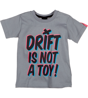 Футболка Kids Drift is not a toy